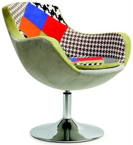 Relaxační křeslo Origami