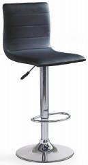 Barová židle H-21 - černá