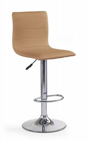 Barová židle H-21 - coffee