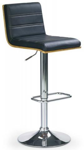 Barová židle H-31 - černá