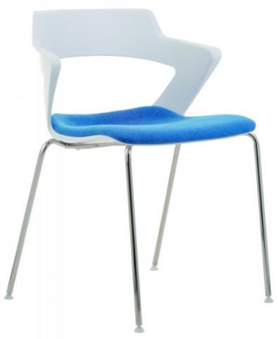 Konferenční židle 2160 TC Aoki - čalouněný pouze sedák - Ilustrační fotografie