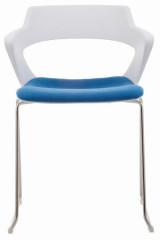 Konferenční židle 2160/S TC Aoki - čalouněný pouze sedák