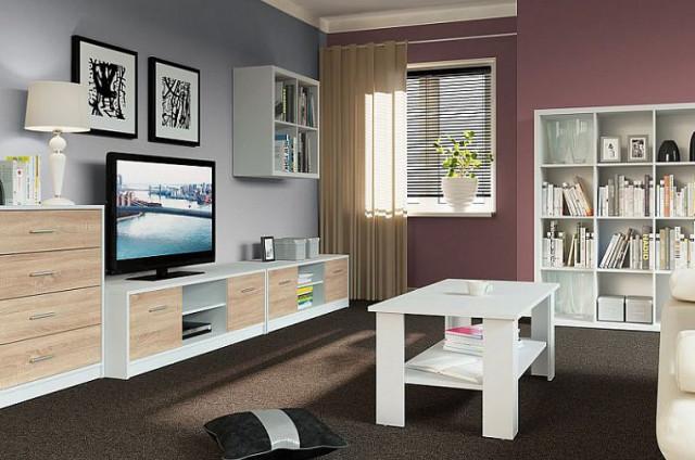 Televizní stolek Nepo RTV2D