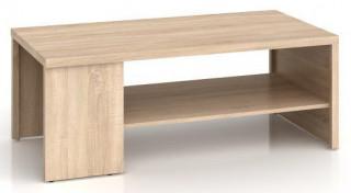 Konferenční stolek Nepo LAW/120 - dub sonoma