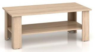 Konferenční stolek Nepo LAW/115 - dub sonoma