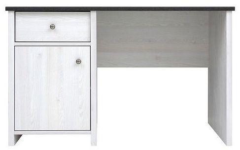 Psací stůl Porto BIU/120 - modřín sibiu světlý