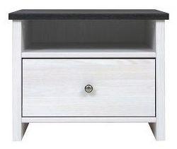 Noční stolek Porto KOM1S/50 - modřín sibiu světlý