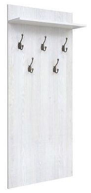BRW Věšák Porto WIE/66 Modřín sibiu světlý