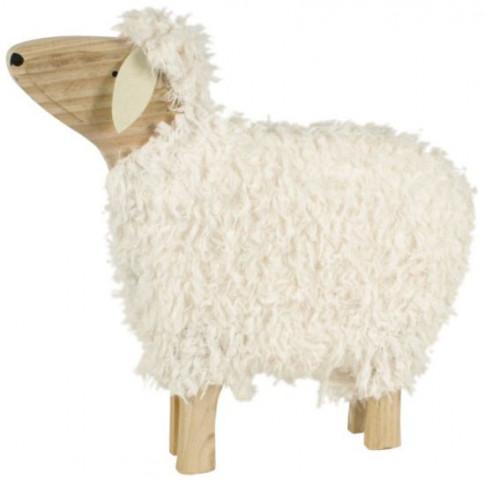 Dřevěná ovečka