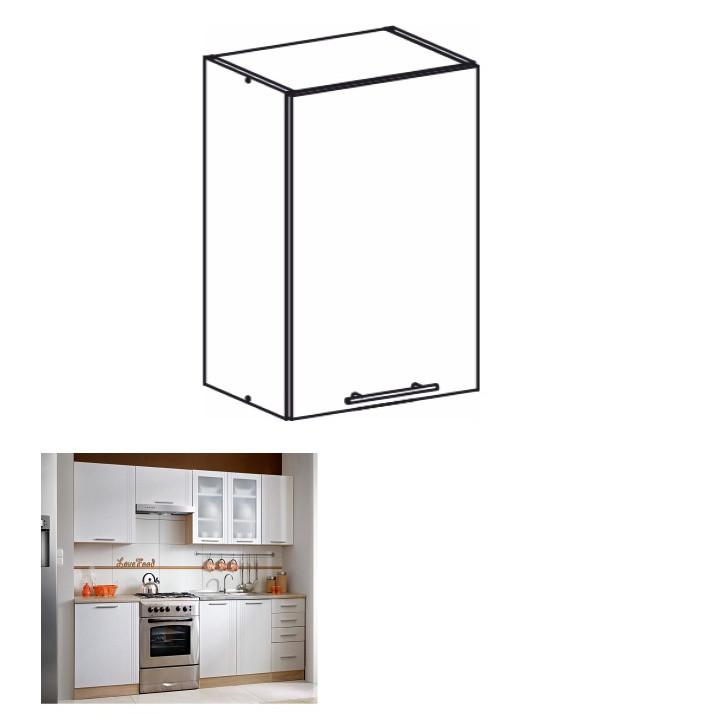 Tempo Kondela Kuchyňská skříňka MONDA W60 + kupón KONDELA10 na okamžitou slevu 3% (kupón uplatníte v košíku)