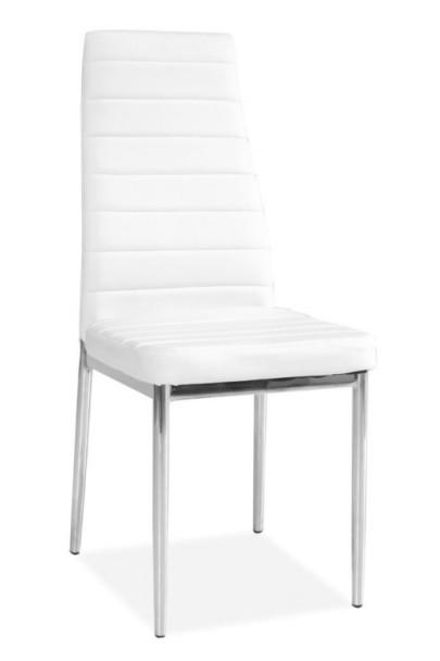 Falco Jídlení židle H-261 bílá