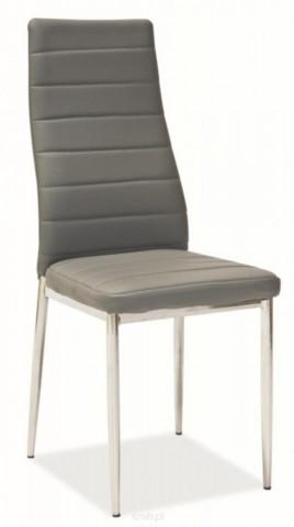 Jídlení židle H-261 šedá