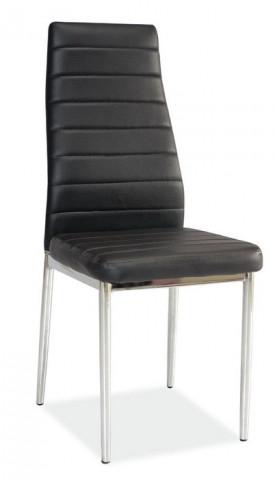 Jídlení židle H-261 černá