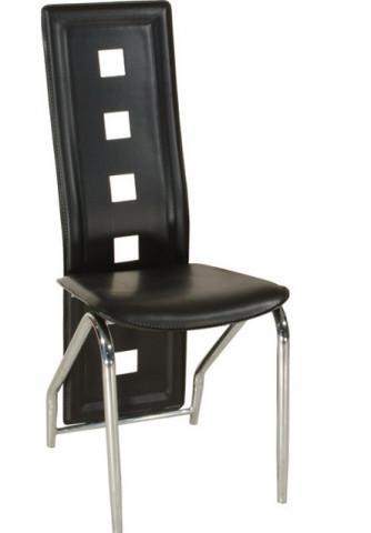 Jídelní židle F-131 černá