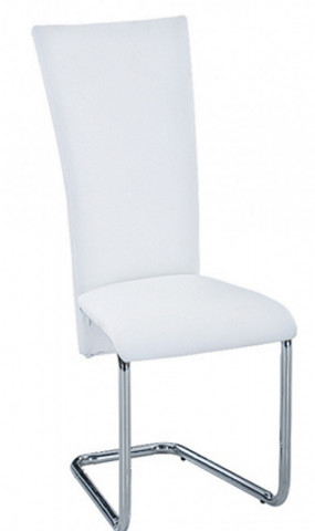 Jídelní židle FA-245 bílá