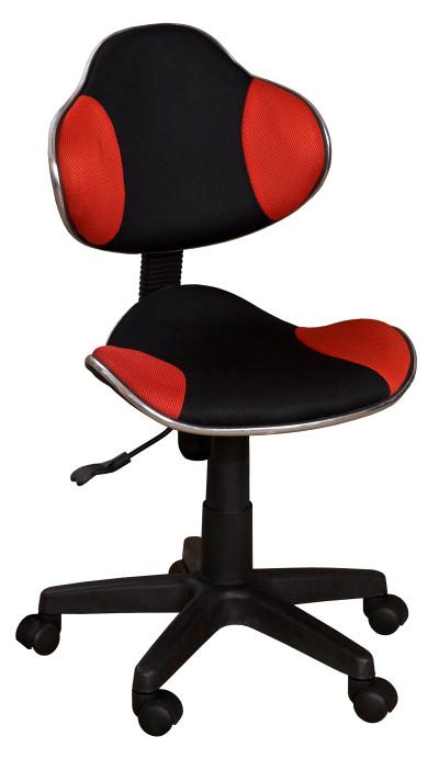 Falco Židle QZY-G2 černo-červená
