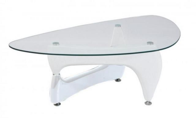 Konferenční stolek SV007 bílý