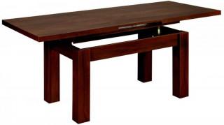 Konferenční stolek Astorie tmavý dub