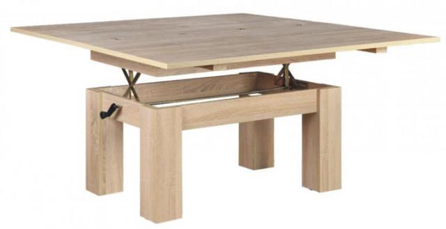 Konferenční stolek Bravo dub sonoma