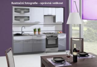 Kuchyňská linka Smile jasmín / cappucino