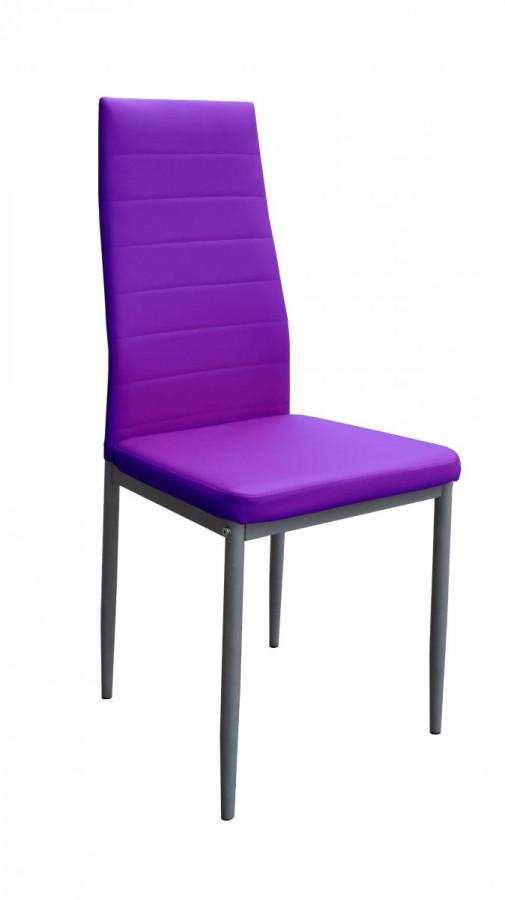 Falco Jídelní židle Milan fialová