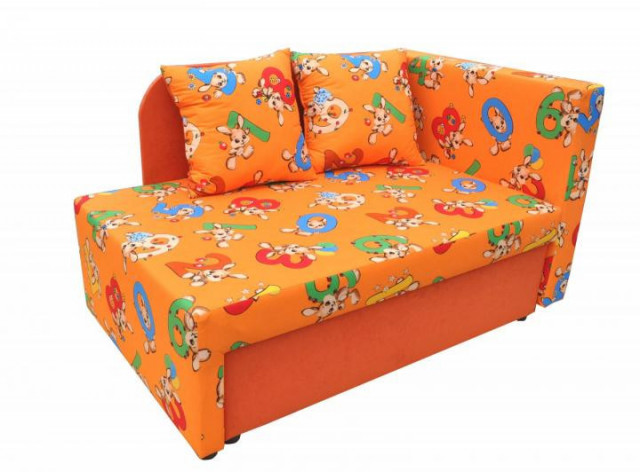 Pohovka Gina P oranžová