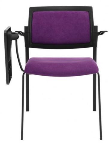 Konferenční židle Aba čalouněná