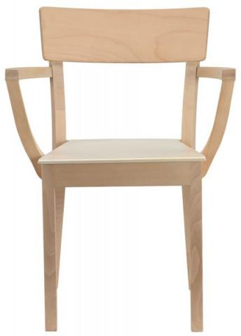 Jídelní židle Enrico - Židle Enrico s područkami