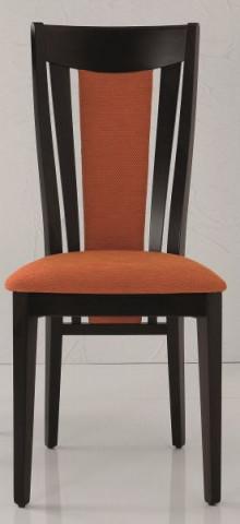 Jídelní židle Fiona - Čalouněný opěrák