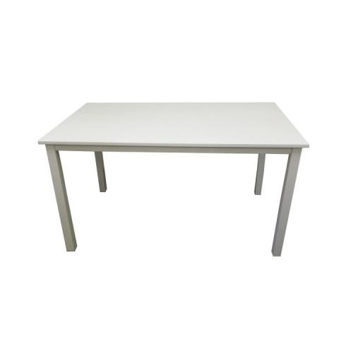 Jídelní stůl ASTRO 110 - bílý