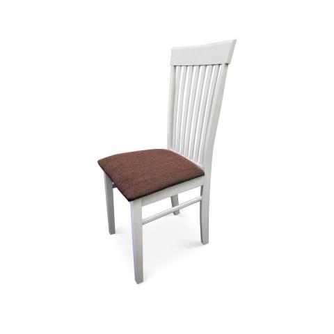Jídelní židle ASTRO - bílá