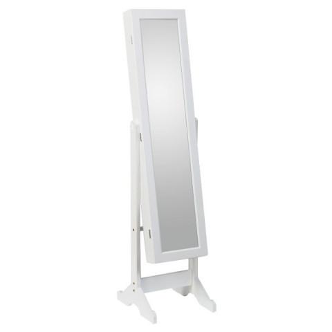 Zrcadlo FY13015-3 MIROR - bílá