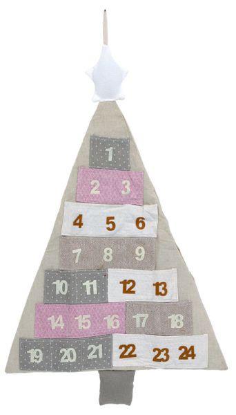 Adventní kalendář - strom KLA220