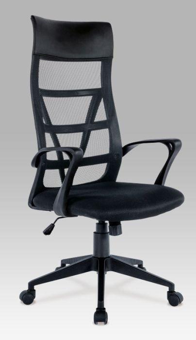 Autronic Kancelářská židle KA-N801 BK