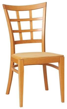 Dřevěná židle 311 201 Toledo - stohovatelná