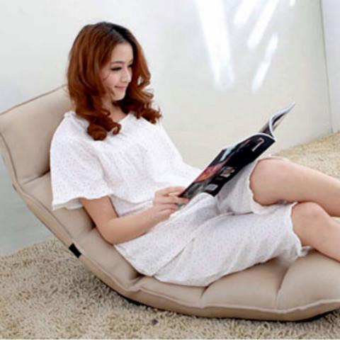 Relaxační křeslo LOTA béžové