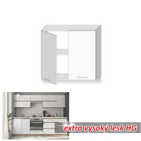 Kuchyňská skříňka LINE WHITE G80