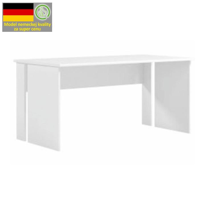 PC stůl BEK - 09, bílý