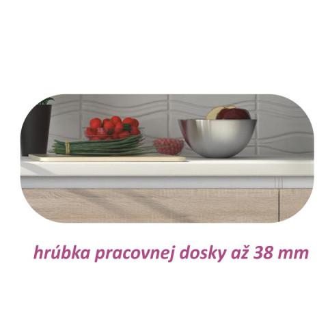 Kuchyňská skříňka LINE SONOMA D60