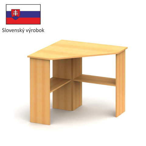 PC stůl RONY NEW - buk