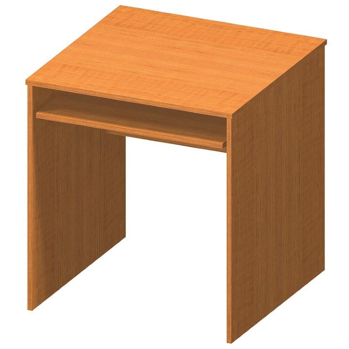 Tempo Kondela Psací stůl TEMPO ASISTENT NEW 023 - třešeň + kupón KONDELA10 na okamžitou slevu 3% (kupón uplatníte v košíku)
