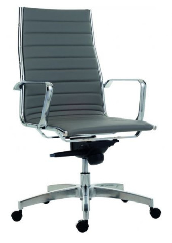 Kancelářská židle 8800 KASE Ribbed - vysoká záda