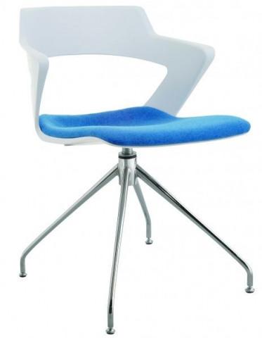 Konferenční židle 2160 TC Aoki style - čalouněný pouze sedák