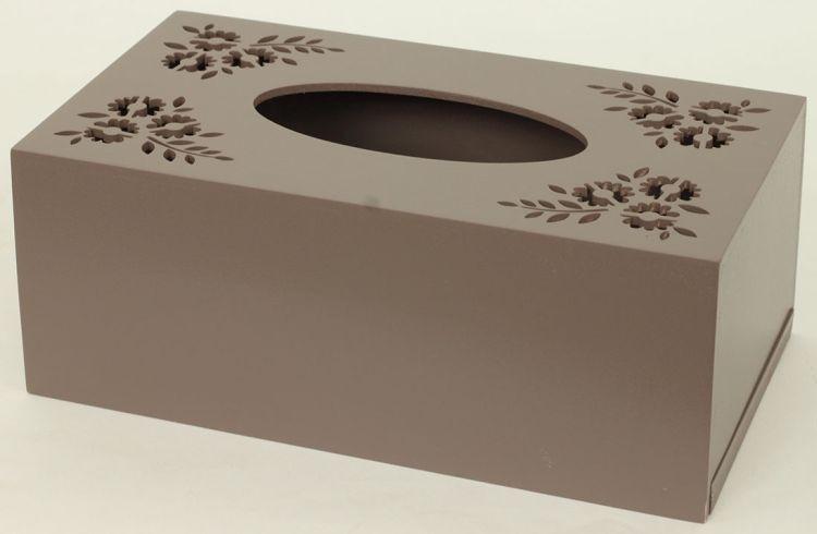 Autronic Krabička na kapesníky KP8749-BR