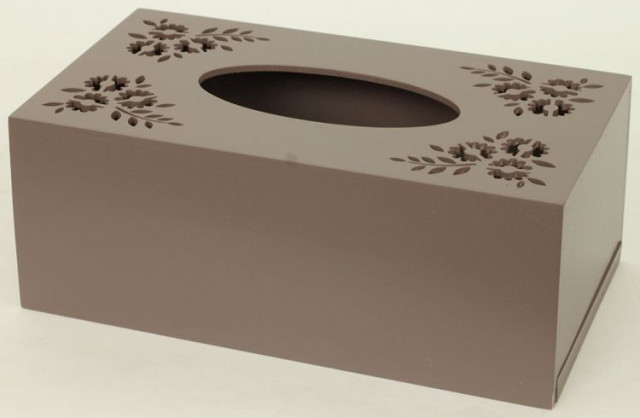 Krabička na kapesníky KP8749-BR