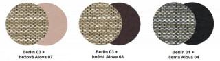Sedací souprava Ida P Berlin 03/Alova 07