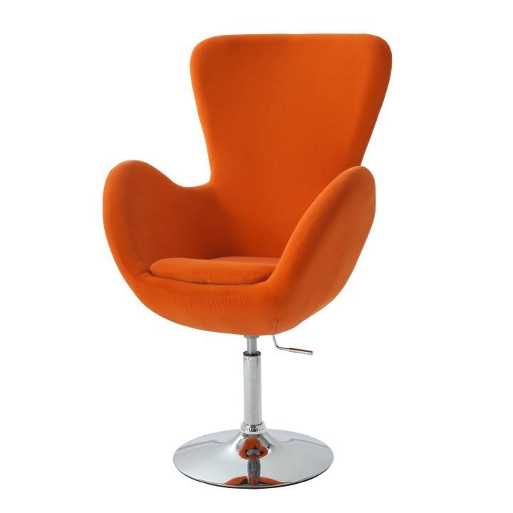 Relaxační křeslo OLLI - oranžové