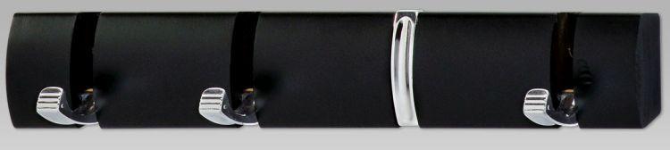 Autronic Nástěnný věšák GC3865 BK
