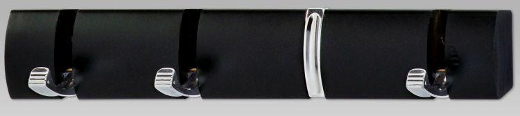 Nástěnný věšák GC3865 BK