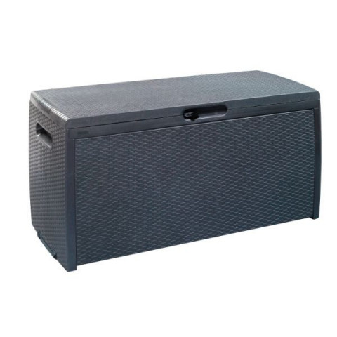 Box RATAN - 265L - antracit